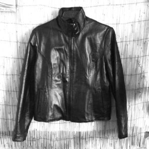 💯 Authentic Leather Reversible Jacket 🧥